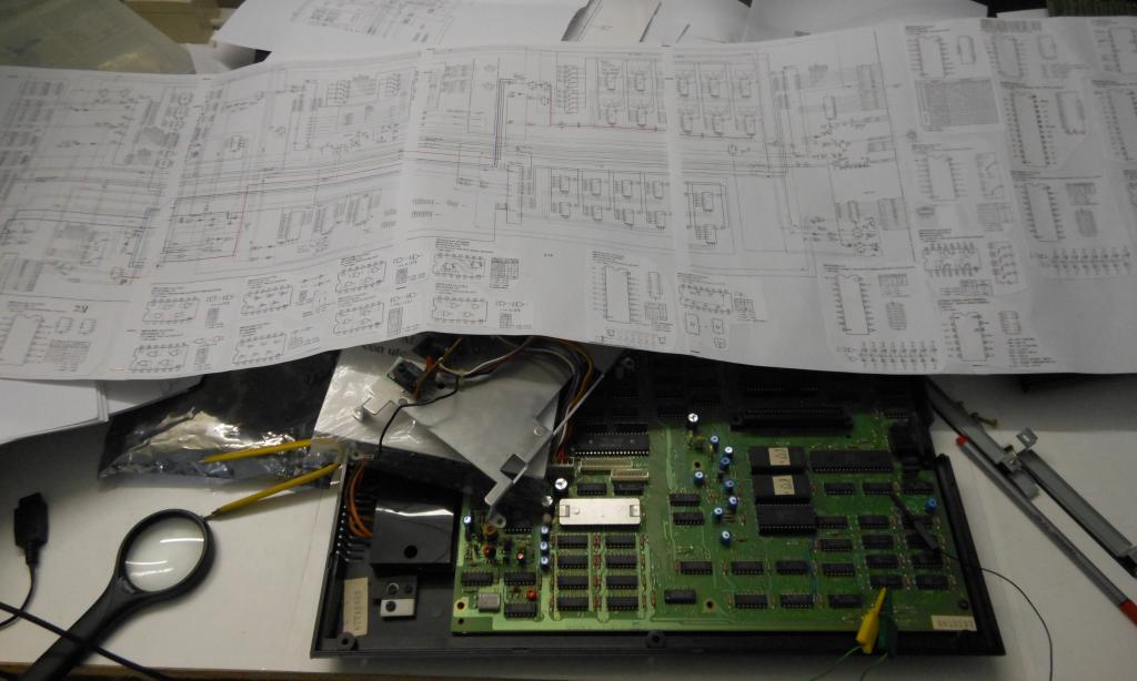 Collage dello schema